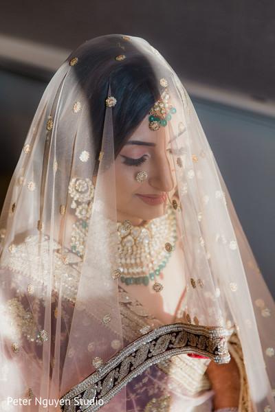 "Stunning Maharani getting ready to say ""I do"""