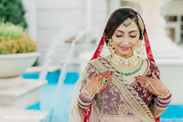 indian bride,maharani,venue,indian wedding