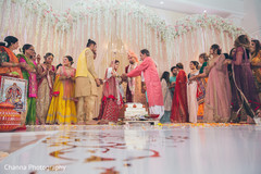 Details of the dazzling ceremony