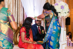 Amazingly Heartfelt Indian bride and groom blessing