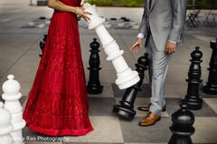 Fun capture of Indian couple