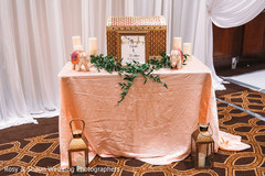 Details of the Indian wedding venue