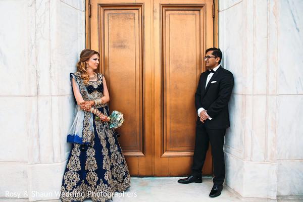 Maharani and Raja during the photo shoot