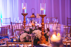 Indian wedding lovely table decor