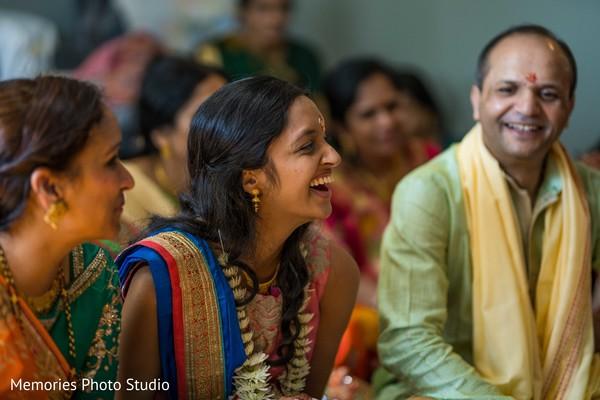 Happy mehndi celebration capture.