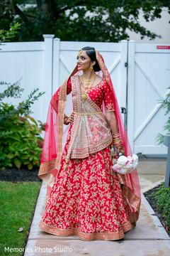 Fantastic indian bridal photo shoot.