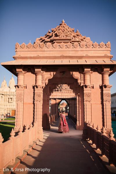 Stunning Indian bridal photo shoot.