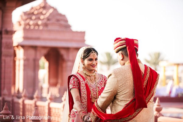 Indian soulmates first look capture.