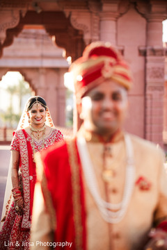 Maharani on her way to meet groom.