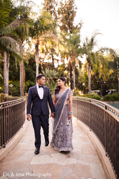 Ravishing indian couple photography.