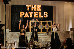 Wonderful capture of Indian bridesmaids dance.