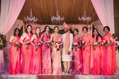 Marvelous Indian wedding photo shoot.