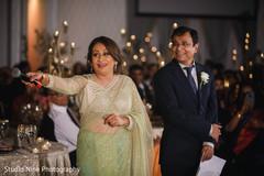 Indian relatives wedding speech.