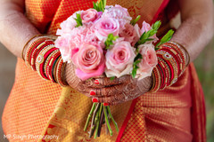 Maharani's flower bouquet
