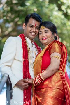 Beautiful Maharani and Raja treasured moments