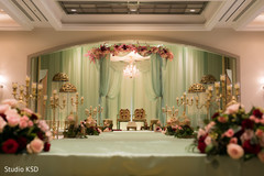 Marvelous Indian wedding ceremony decoration.