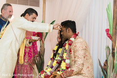 Lovely traditional indian wedding ceremony