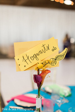 Indian newlyweds putting a personalized touch to their decor