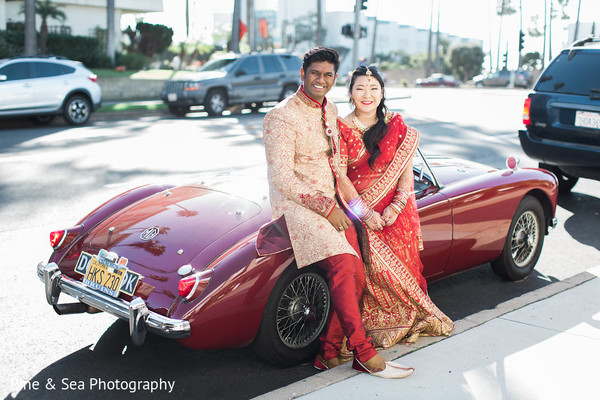 Indian lovebirds photo shoot