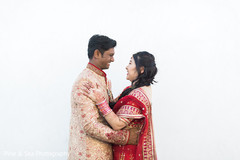 Loving indian couple capture