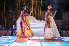Wonderful Indian sangeet dancers.