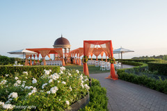 Wonderful Indian wedding ceremony decoration.