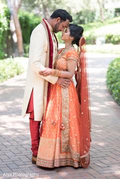 Sweet capture of maharani and rajah.