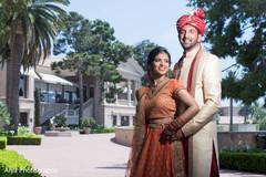 Magical Indian couple's wedding photography.
