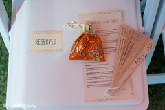 Marvelous Indian wedding ceremony guide and favors.