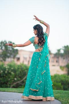 Stunning maharani's photograph.