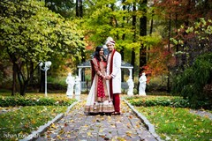 Lovely picture of Indian newlyweds