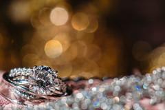 Stunning Indian bridal engagement ring capture.