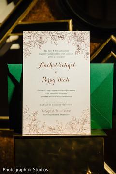 Indian wedding Invitations capture.