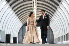 See this amazing Indian wedding photo shoot