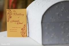 Marvelous capture of Indian wedding invitation.