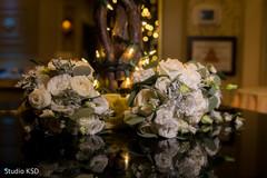 Marvelous Indian bridesmaids bouquets.
