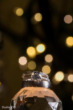 Astonishing Indian wedding rings.