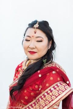 Maharani hair and makeup ideas