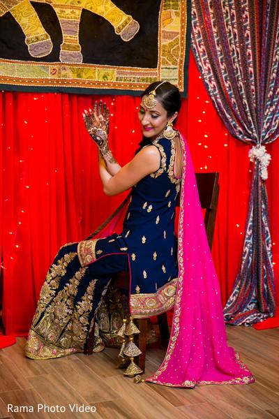 Lovely maharani capture