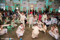 Fabulous indian groom dance performance