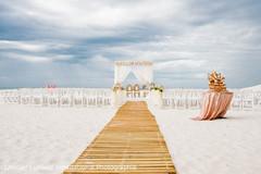 See this incredible outdoor wedding mandap