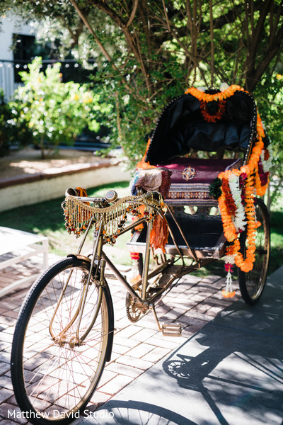 Ride to be used by Raja