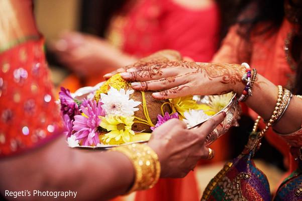 Sweet indian wedding traditions