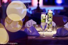 Wonderful Indian wedding table decor.