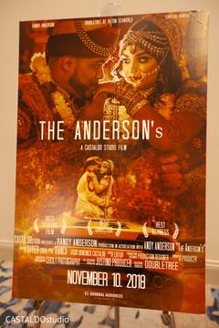 Stunning Indian wedding Film poster.