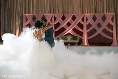 Incredible Indian wedding dance capture.