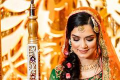 Details of Maharani's makeup