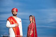 Amazing photo shoot of the newlyweds