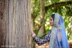 Maharani showing her enchanting lengha