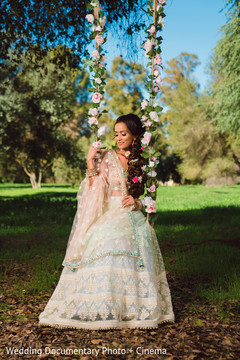 Dazzling indian bridal fashion